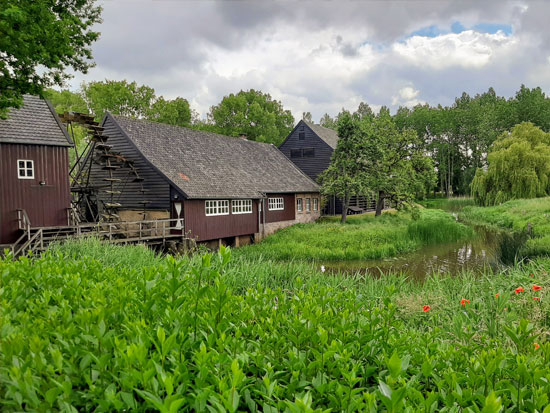 כפר נואנן הסמוך לאיינדהובן / צילום: לשכת התיירות איינדהובן