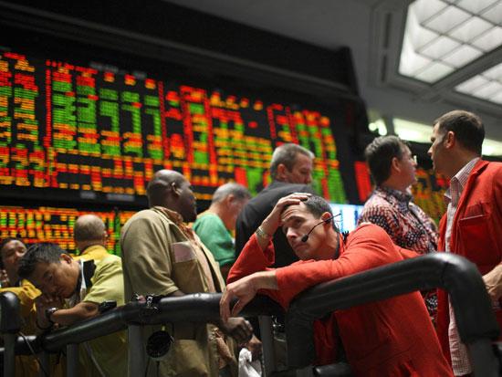 המשבר הכלכלי ב־2008 / צילום: רויטרס - John Gressn