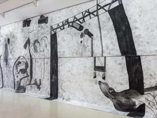 'אנא הון', מוזיאון הרצליה לאמנות