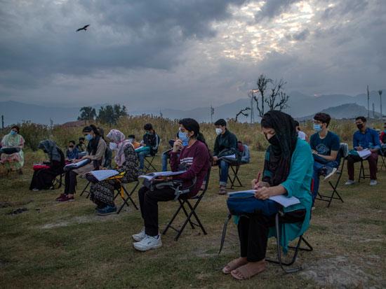 הודו - נפאל / צילום: AP - Dar Yasin
