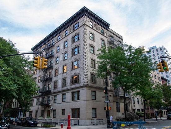 הבניין בניו יורק שבו מתגורר נוימן / צילום: דור מלכה
