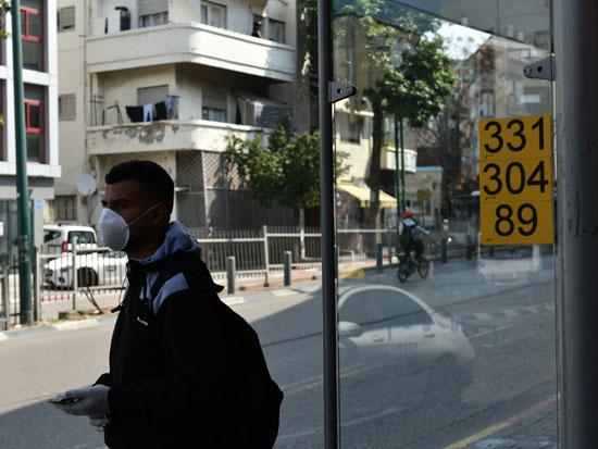 תל אביב בימי קורונה / צילום: יונתן בלום