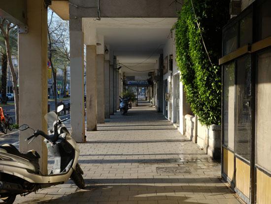 תל אביב בימי קורונה / צילום: איל יצהר