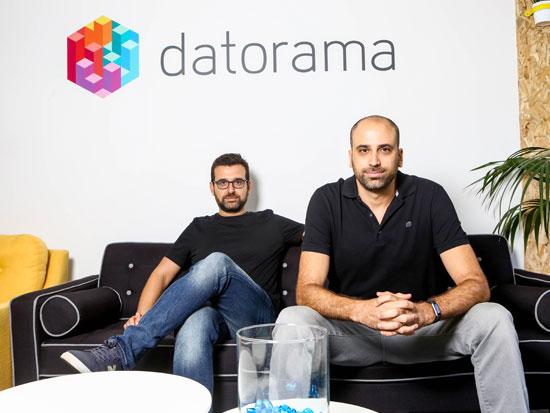 אפי כהן (מימין) ורן שריג, מייסדי דאטורמה / צילום: שלומי יוסף