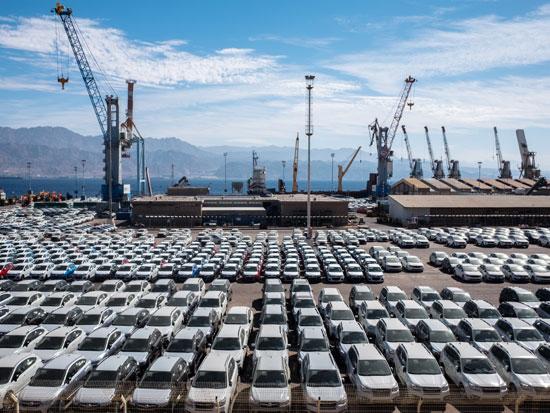 נמל אילת / צילום: Shutterstock | א.ס.א.פ קריאייטיב