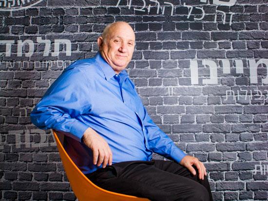 """איציק אברכהן, מנכ""""ל שופרסל / צילום: שלומי יוסף"""