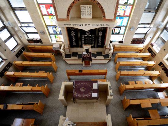בית הכנסת איצקוביץ' / צילום: איל יצהר
