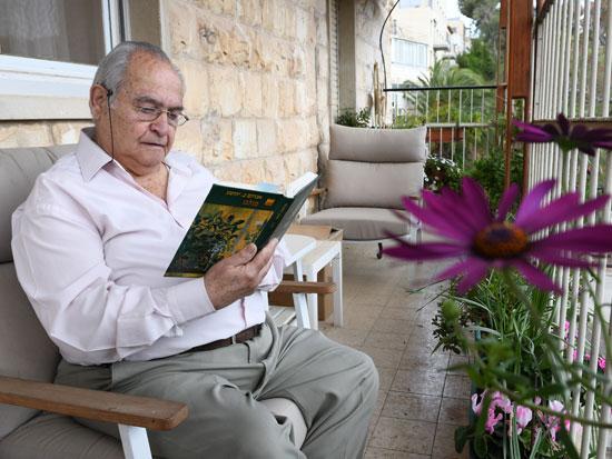 ישראל קמחי / צילום: רפי קוץ