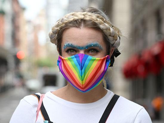 מסכת גאווה, ניו יורק / צילום: רויטרס - Anthony Behar