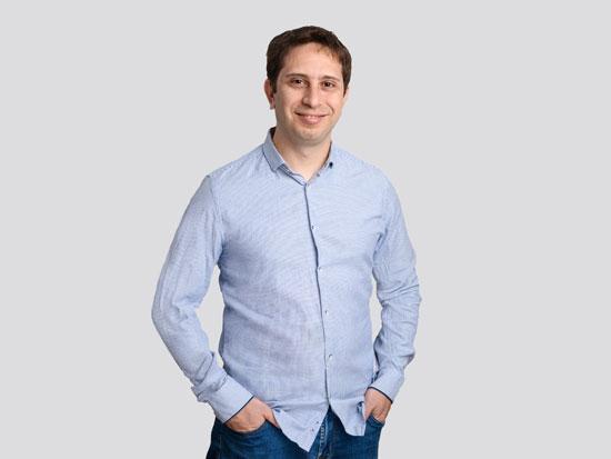 """אוהד מייזליש, מייסד ומנכ""""ל סטארטאפ / צילום: דוויד גראב"""
