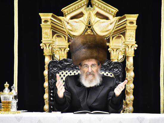 """הרב ישראל משה פרידמן ז""""ל, האדמו""""ר מסדיגורה / צילום: שוקי לרר - בחדרי חרדים"""