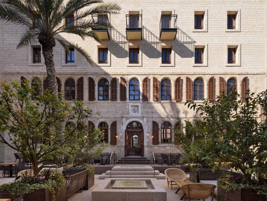 מלון סטאי ביפו / צילום: אסף פינצ'וק