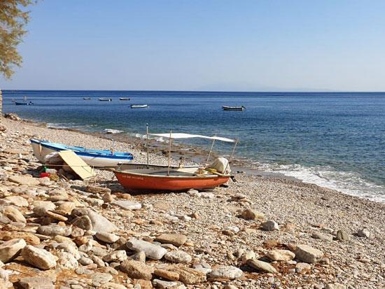 לסבוס, יוון / צילום: יריב ברונשטיין