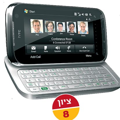 HTC, דגם Touch PRO 2