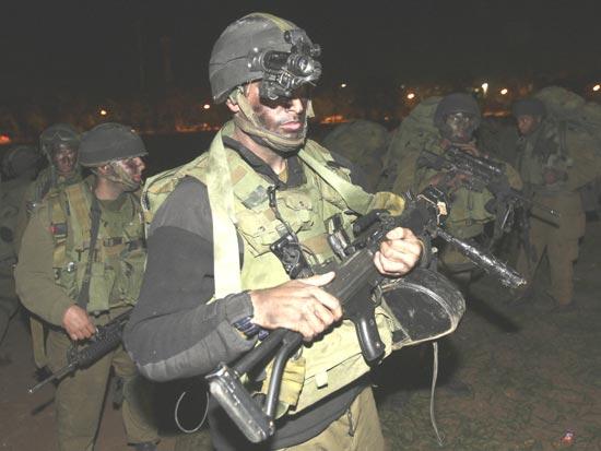 חיילים בעזה עופרת יצוקה