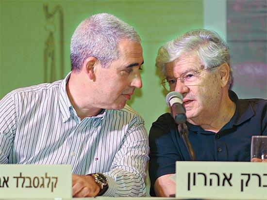 אהרון ברק אביגדור קלגסבלד / צלם: יניב כהן