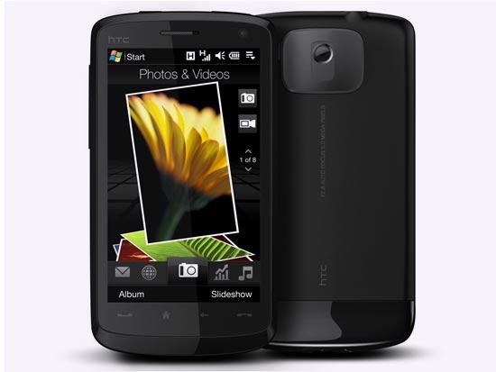 Touch HD של HTC