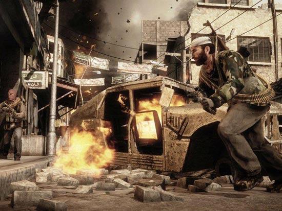 משחק Medal Of Honor / צלם:יחצ
