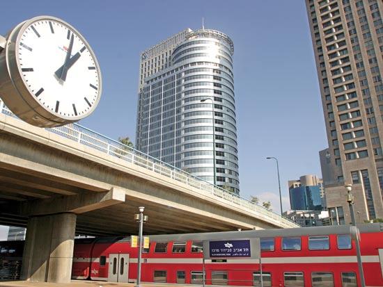 תחנת רכבת / צילום: יחצ רכבת ישראל