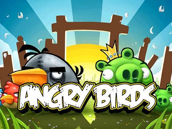 Angry Birds ציפורים זועמות