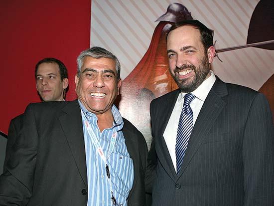 אריאל אטיאס, יגאל דמרי, ועידת ישראל לעסקים דצמבר 2010