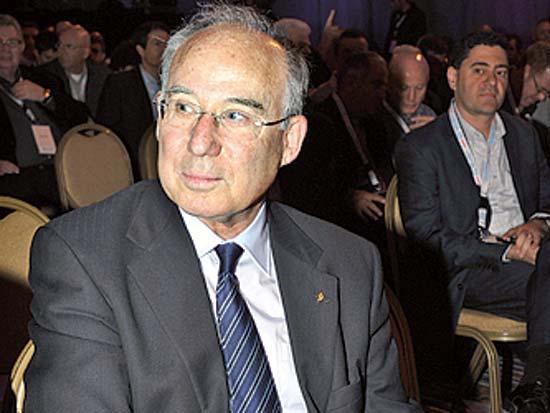 יעקב פרנקל, ועידת ישראל לעסקים דצמבר 2010