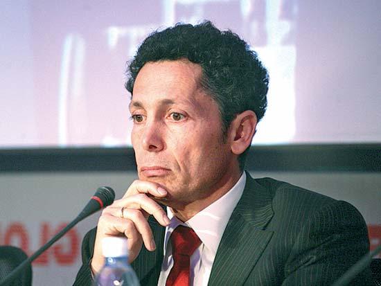 הרצל חבס, ועידת ישראל לעסקים דצמבר 2010