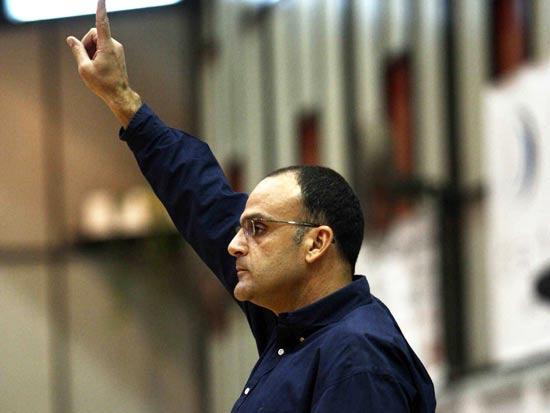 אריאל בית הלחמי, מאמן כדורסל / צילום: מינהלת הליגה