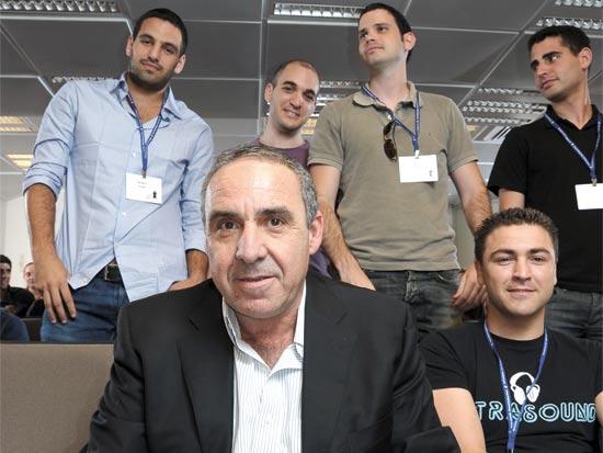 משה קפליסקי בטר פלייס / צלם: איל יצהר