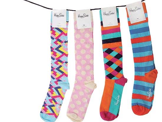Happy Socks / צלם: יחצ