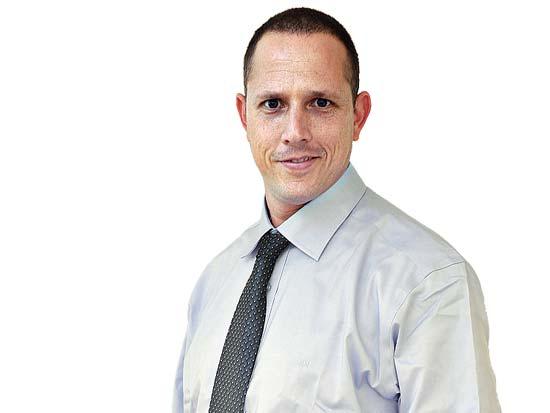 יואב גאון, סמנכ