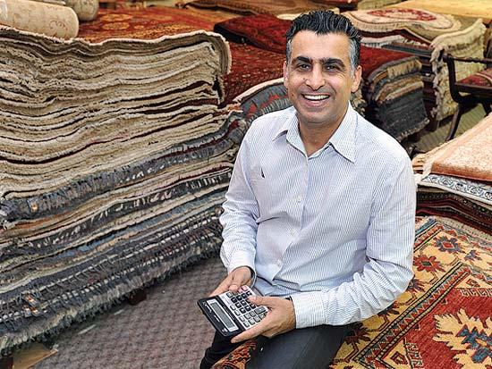 תמיר כהן, צמר שטיחים יפים / צלם תמר מצפי