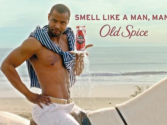 old spice / צלם: יחצ