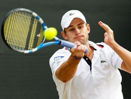 אנדי רודיק, טניס / צילום: רויטרס