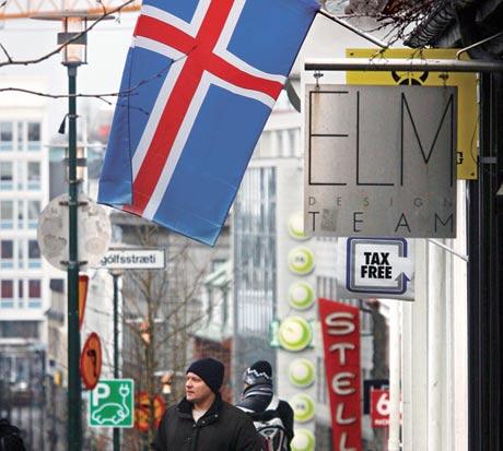 איסלנד / צלם: רויטרס