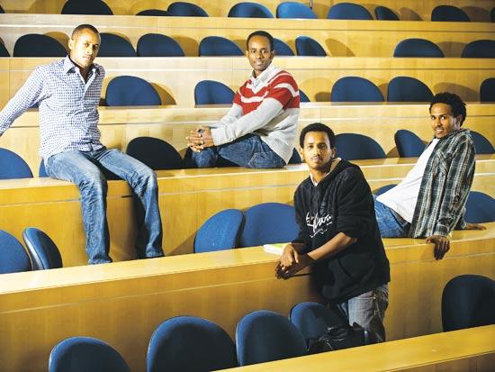 סטודנטים / צלם רויטרס