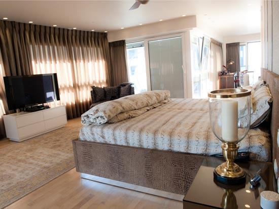 חדר שינה עיצוב/ צילום: בו יוסטר