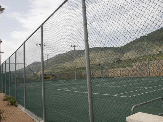מרכז טניס בסג'ור / צילום: חגי אהרון