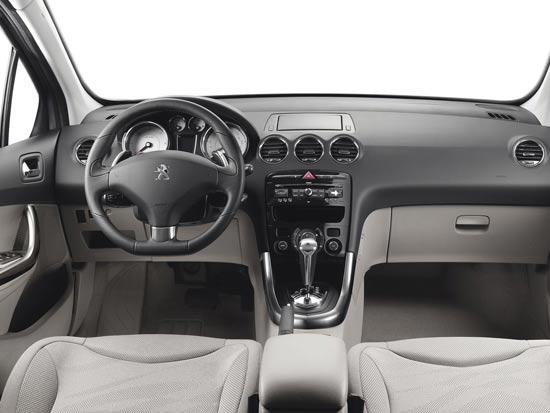 פיז'ו 308 מודל 2011
