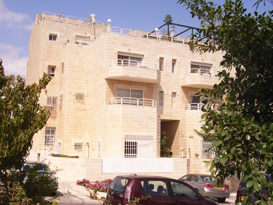 דו פלקס דופלקס ירושלים / צלם: יחצ