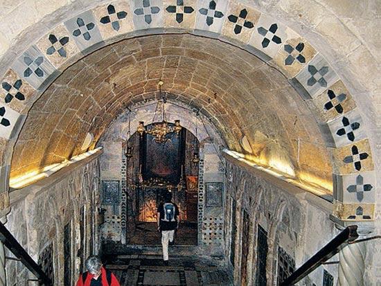 כנסיית הבשורה האורתודוכסית, נצרת / צלם: רון פז