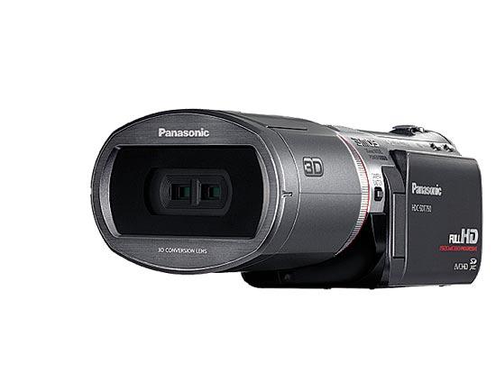 מצלמת וידאו של פנסוניק/ צילום :יחצ