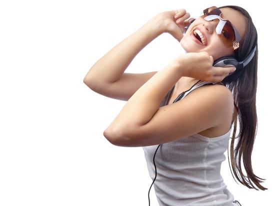 מוזיקה מעוררת רגש / צלם   Shutterstock