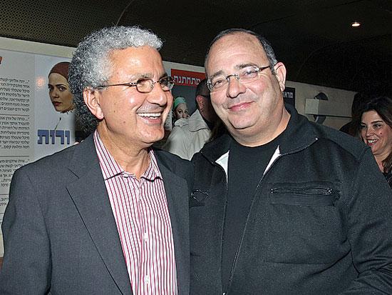 ארז מלצר, משה אדרי, פרמיירת ההצגה