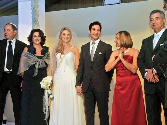 משפחות פדרמן וליטבק, חתונת רון פדרמן עם שירן ליטבק / צלם יוסי זליגר