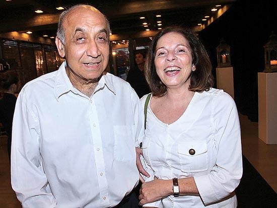 עדיה ויצחק סוארי, השקה מחודשת לאומי קארד / צילום: יוסי כהן
