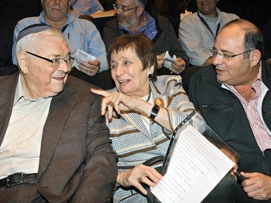 ארז, שרה וגורי מלצר, פרס מנכ