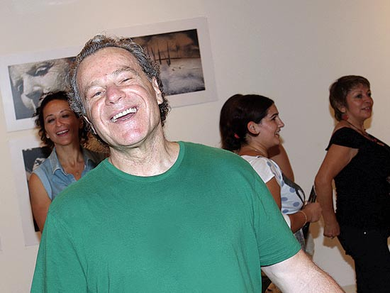 שוני ריבנאי, תערוכת הבוגרים של מכללת ספיר / צילום: אביב חופי