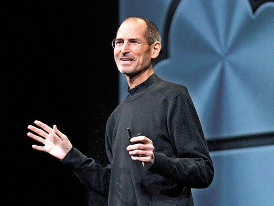 סטיב ג'ובס, הביוגרפיה יוצאת בנובמבר 2011 / צילום: רויטרס
