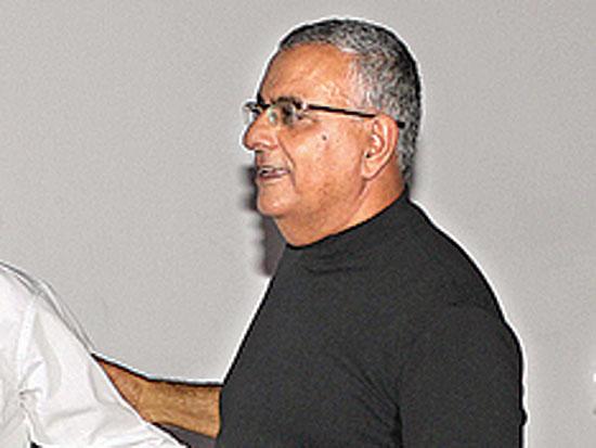 צבי ימיני, יום הולדת 60 לצבי ימיני / צלם יוסי כהן